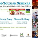 Mayo North Food Tourism Seminar – 28th March 2017