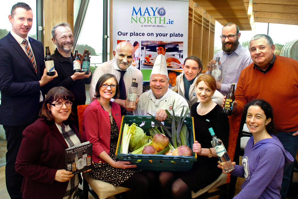Mayo North Food Tourism Seminar launch