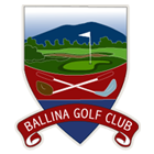 Ballina Golf Club Co. Mayo Ireland logo