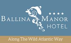 Ballina Manor Hotel logo