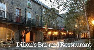 Dilllons bar and restaurant Ballina Co.Mayo