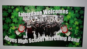 Lahardane St Patrick's Day Parade 2018