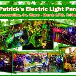 St. Patrick's Festival of Lights, Crossmolina – 16th – 17th March 2018