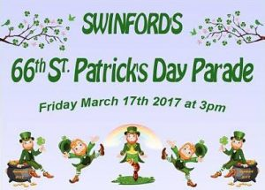 St Patrick's Day Parade Swinford Mayo