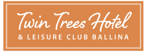 New Twin Trees hotel and leisure club logo