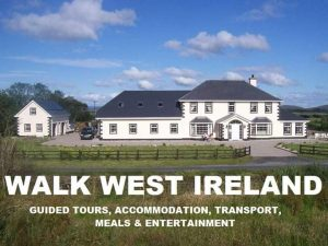 Walk West Ireland Guided Tours Accommodation Transport Meals Entertainment Things to do in Lahardane Things to do in Crossmolina Things to do in North Mayo walking in North Mayo Guided Tours in North Mayo Member of Mayo North