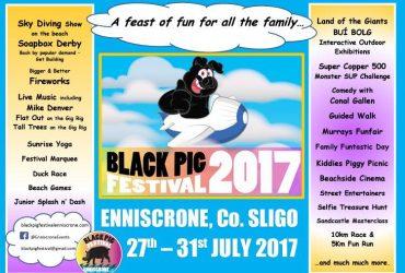 Enniscrone Black Pig Festival, enniscrone, inishcrone, black pig, festival, event