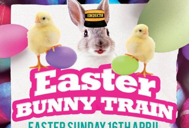 Easter Bunny Train