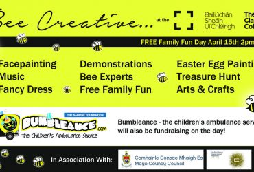 Bee Creative in Ballina things to do in Ballina for Easter Jackie Clarke Collection