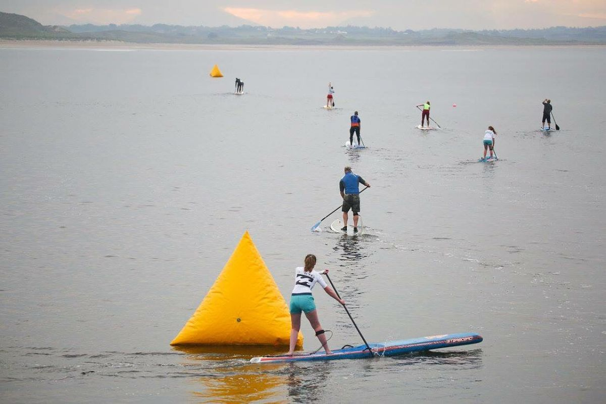 Connacht Battle for the Paddle 2017