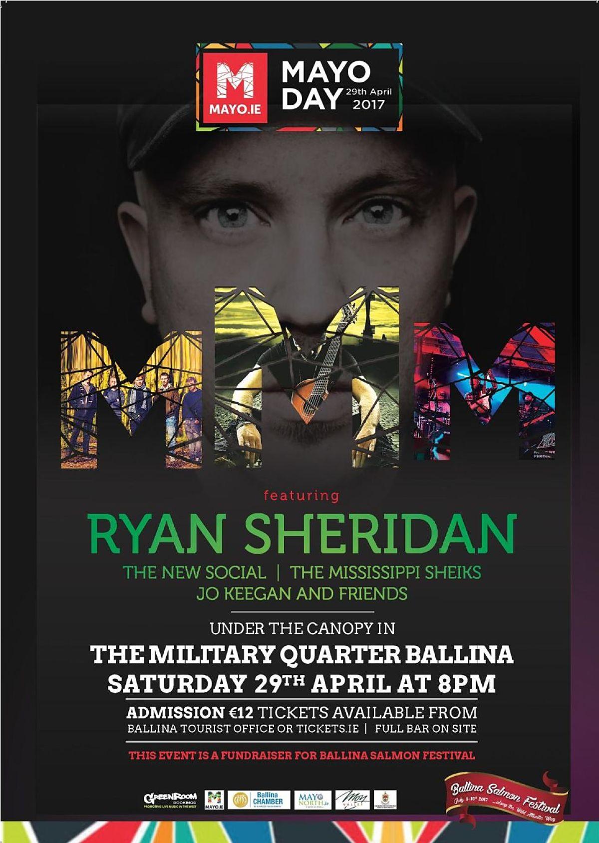 Mayo Day in the Military Quarter Ryan Sheridan Ballina