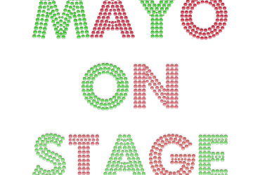 Mayo on Stage Mayo Day in the Military Quarter