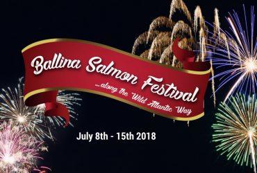 Ballina Salmon Festival 2018