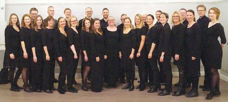 Mayo International Choral Festival Cantare Choir