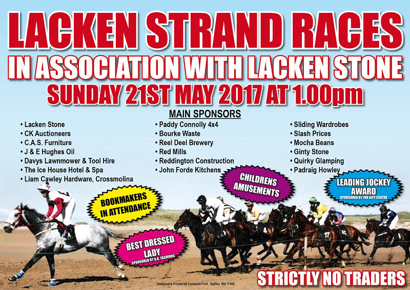 Lacken Strand Races 2017