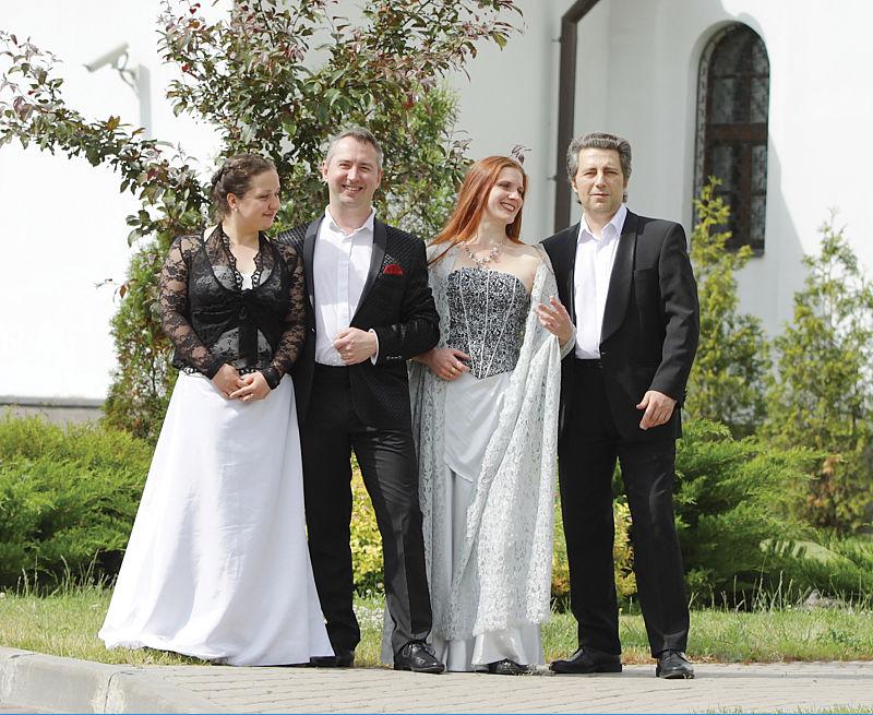 Mayo International Choral Festival 2017 Lyra St Petersburg Russia