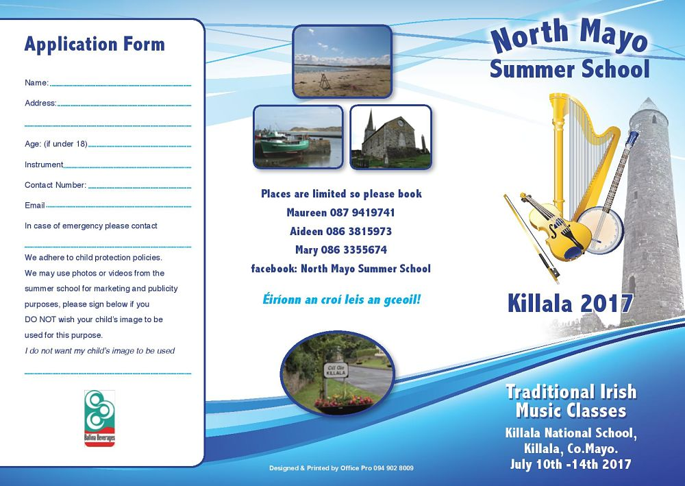 North Mayo Summer School