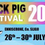 The Enniscrone Black Pig Festival, 26th – 30th July 2018