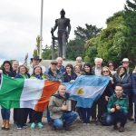 Argentine group visits Foxford – birthplace of Admiral William Brown