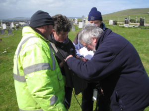 National Heritage Week 2017 National Heritage Week in Mayo North Survey of Corran Bui Sites Topographic and Geophysical Survey