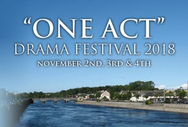 Ballina one act drama festival 2018