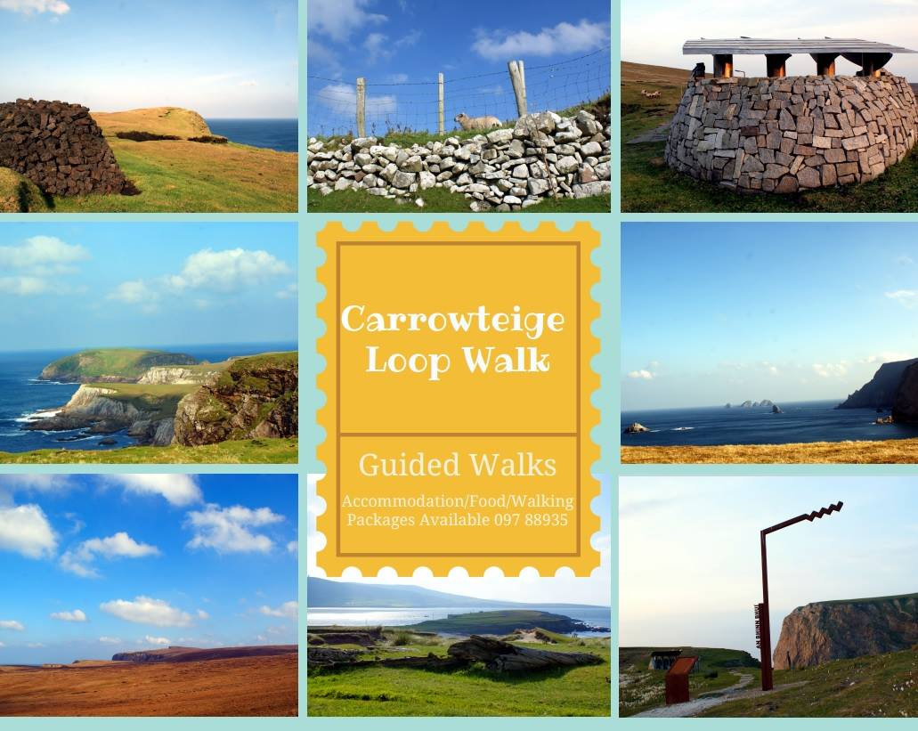 Teach Greannai Community Centre guided tours Carrowteigue Loop Walk Cornboy Erris Things to do in North Mayo Things to do in Erris Go Wild in Erris Walking in North Mayo