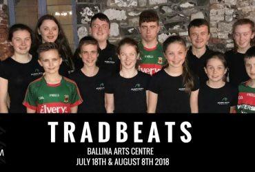 Atlantic Rhythm Productions Tradbeats traditional Irish music show Ballina Co. Mayo