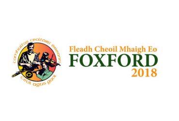 Fleadh Cheoil Mhaigh Eo Mayo Foxford 2018