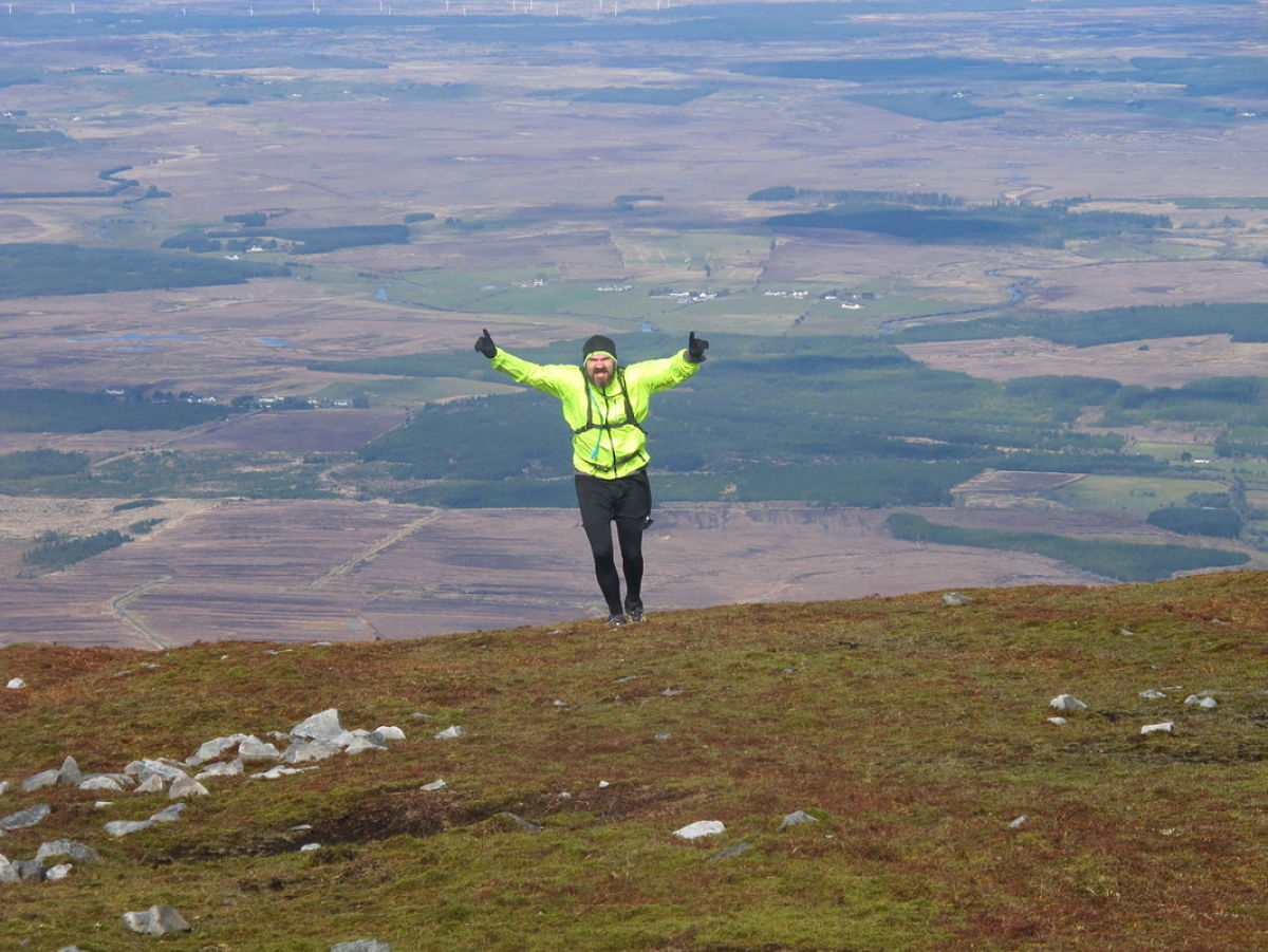 Nephin Up and Over Challenge 2017
