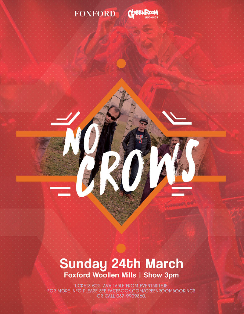 No Crows at Foxford Woollen Mills