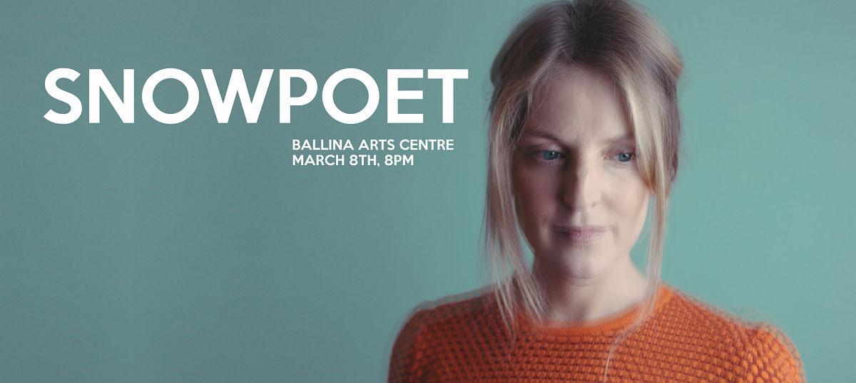 SNOWPOET jazz ballina Arts Centre