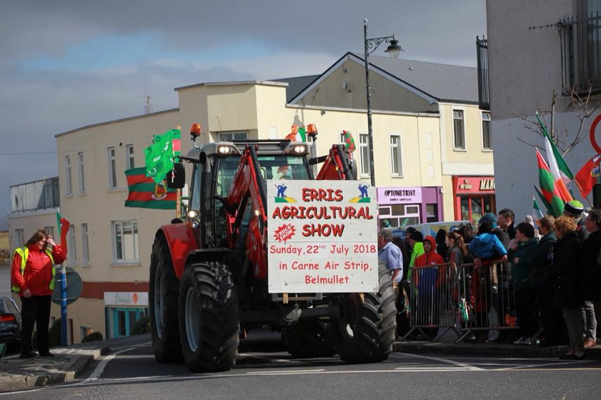 Erris Agricultural Show
