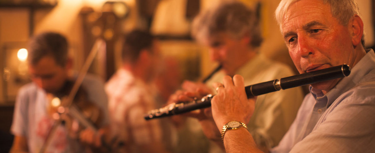 Trad sessions in Ballina and North Mayo 1