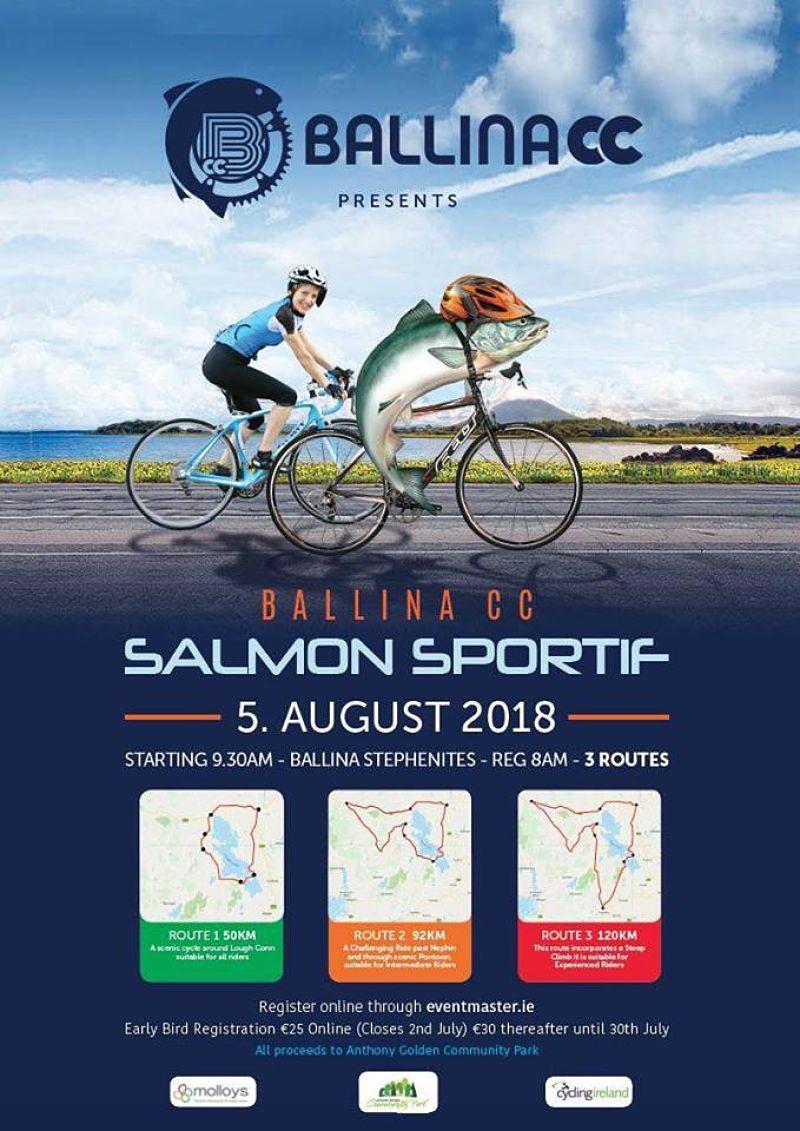 Ballina CC Salmon Sportif