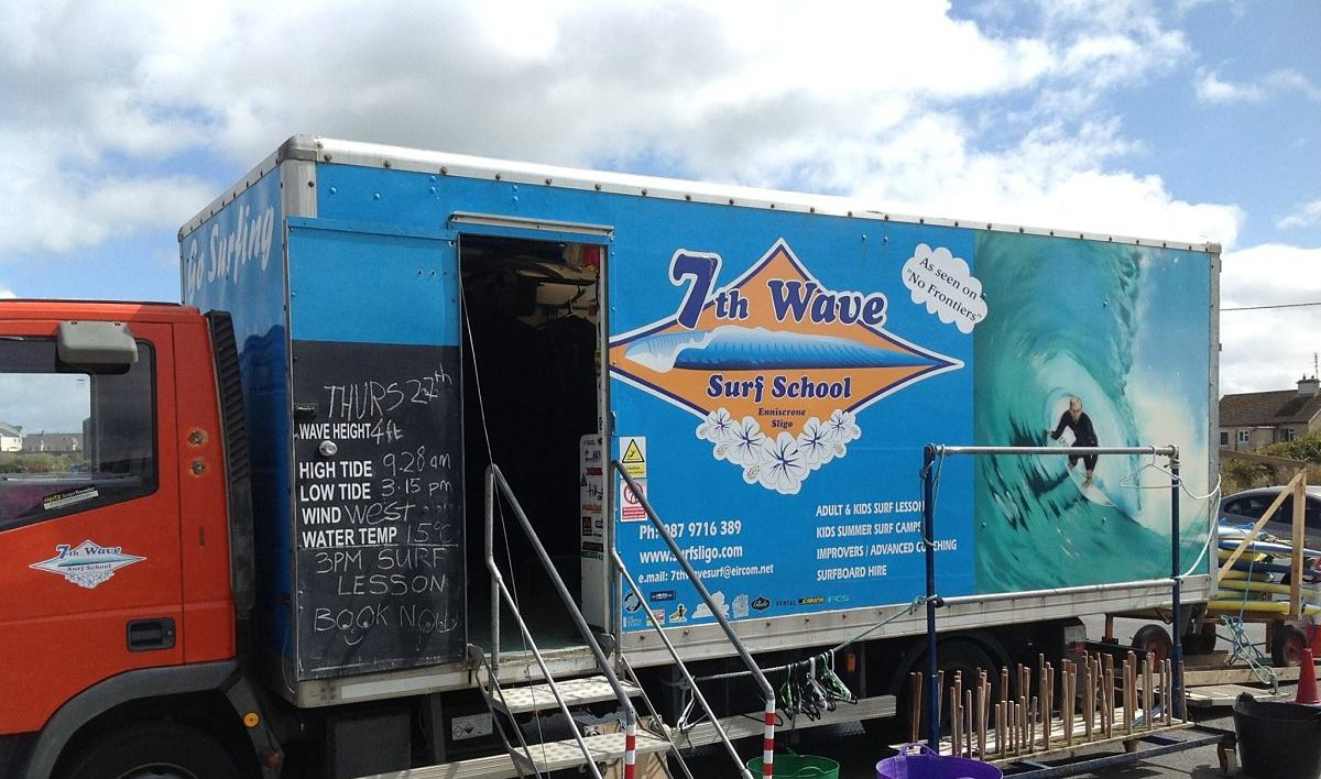 7th Wave Surf School