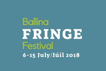 Ballina Fringe Festival website cover