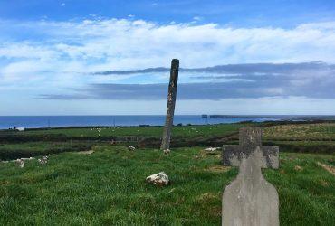 Sacred Landscapes Doonfeeney Standing Stone