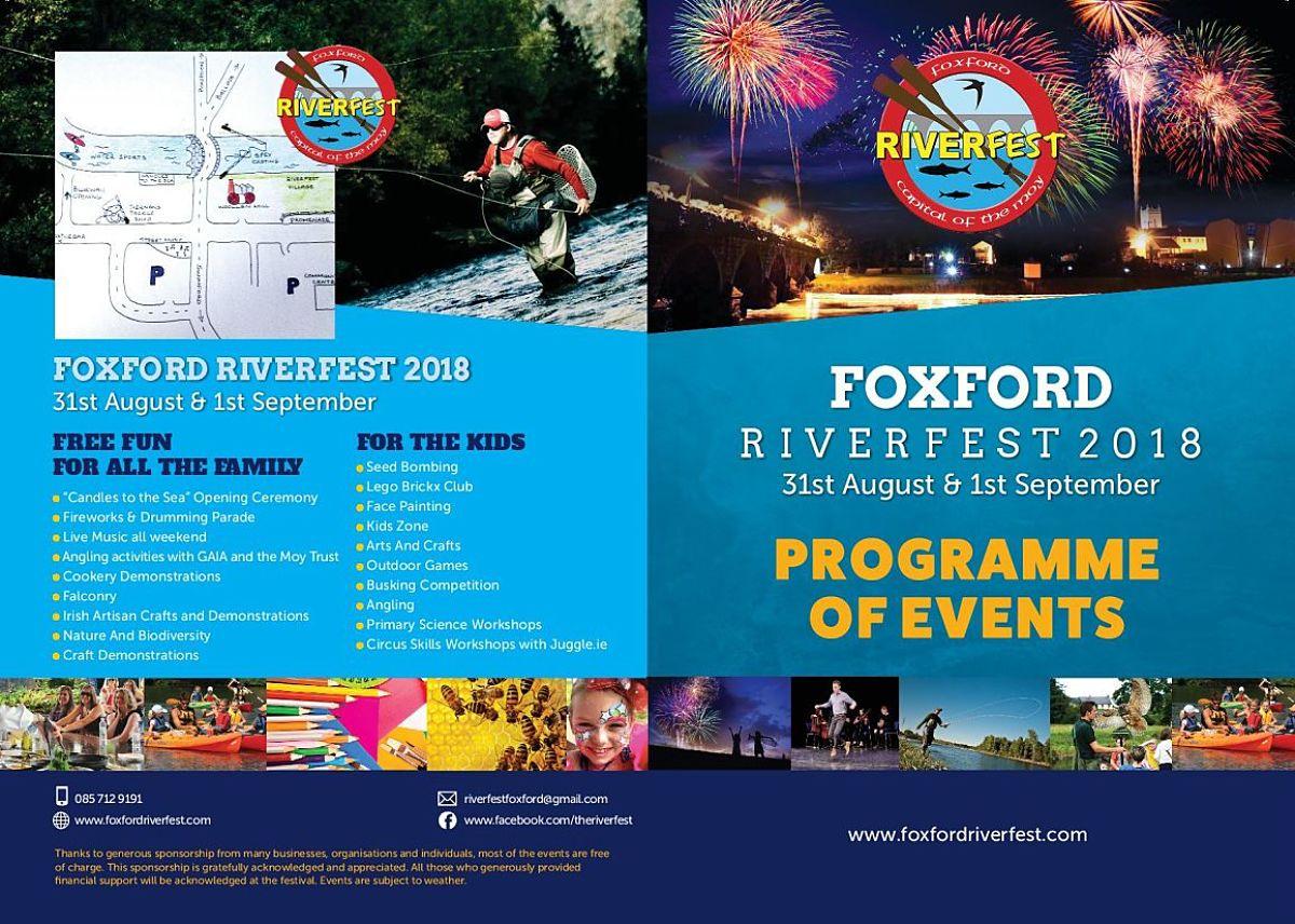 Foxford Riverfest 2018