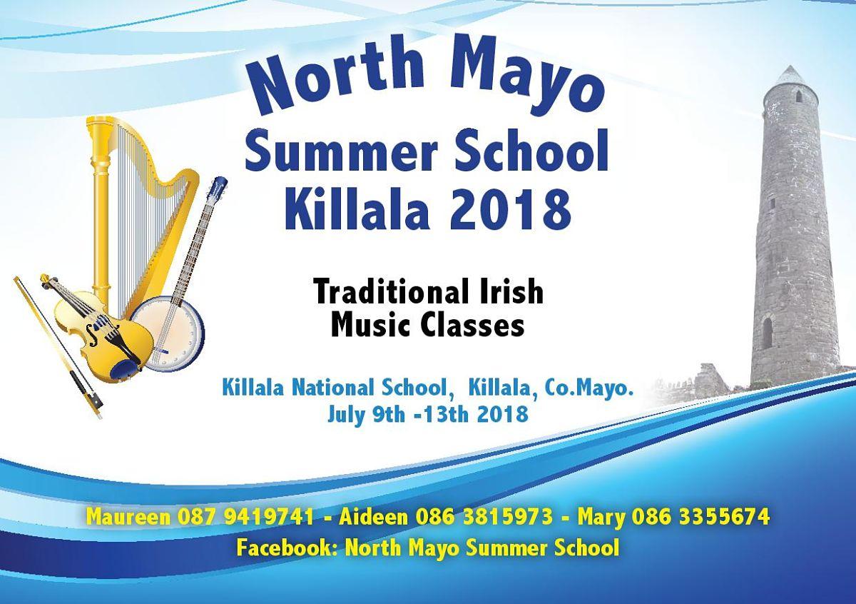 North Mayo Summer School