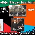 """Savour """"ceol agus craic"""" at Swinford's Siamsa Sraide 1st -7th Aug 2019"""