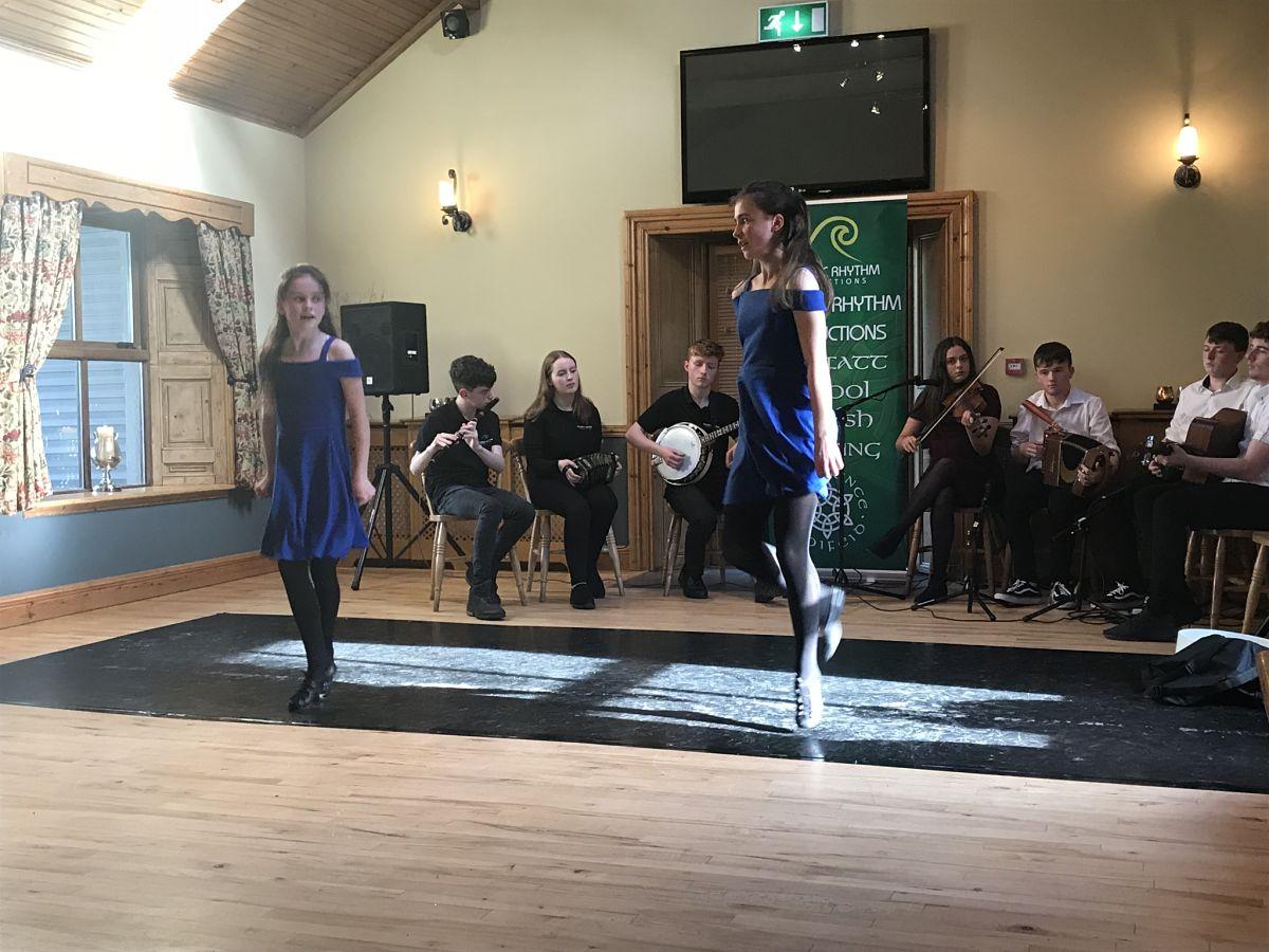 Tradbeats Atlantic Rhythm Ballina Arts Centre July 2018 August 2018 Moffatt School of Dance