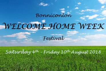Bonniconlon Welcome Home Week