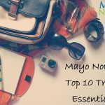 Mayo North's Top 10 Travel Essentials when visiting North Mayo