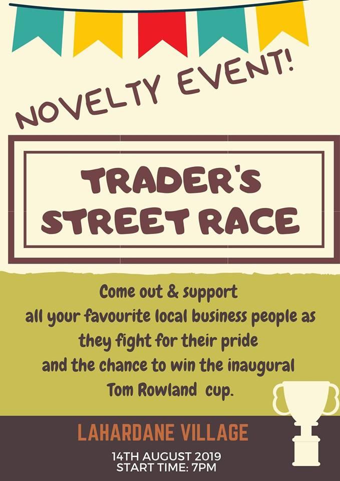 Lahardane Traders Street Race
