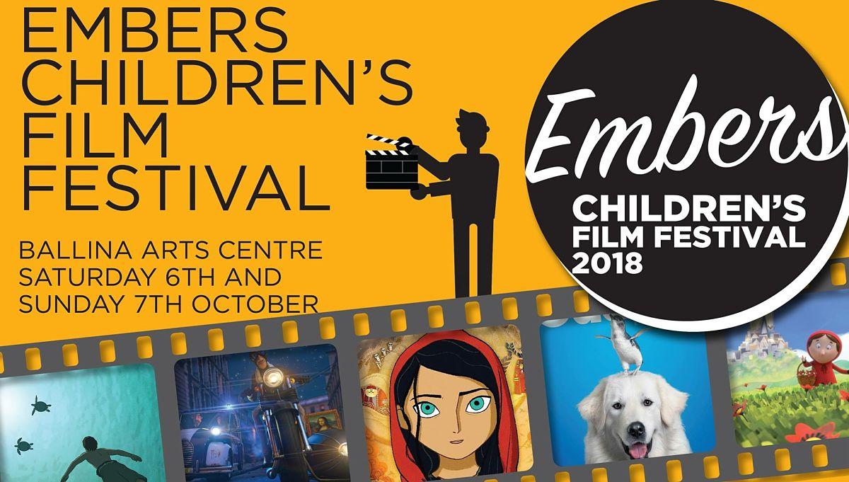 Embers Children's Film Festival Ballina Arts Centre