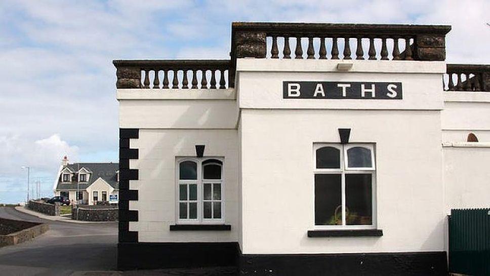 Kilcullen's Seaweed Baths Kilcullens Seaweed Baths