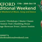Foxford Traditional Weekend: 17th-20th October 2019