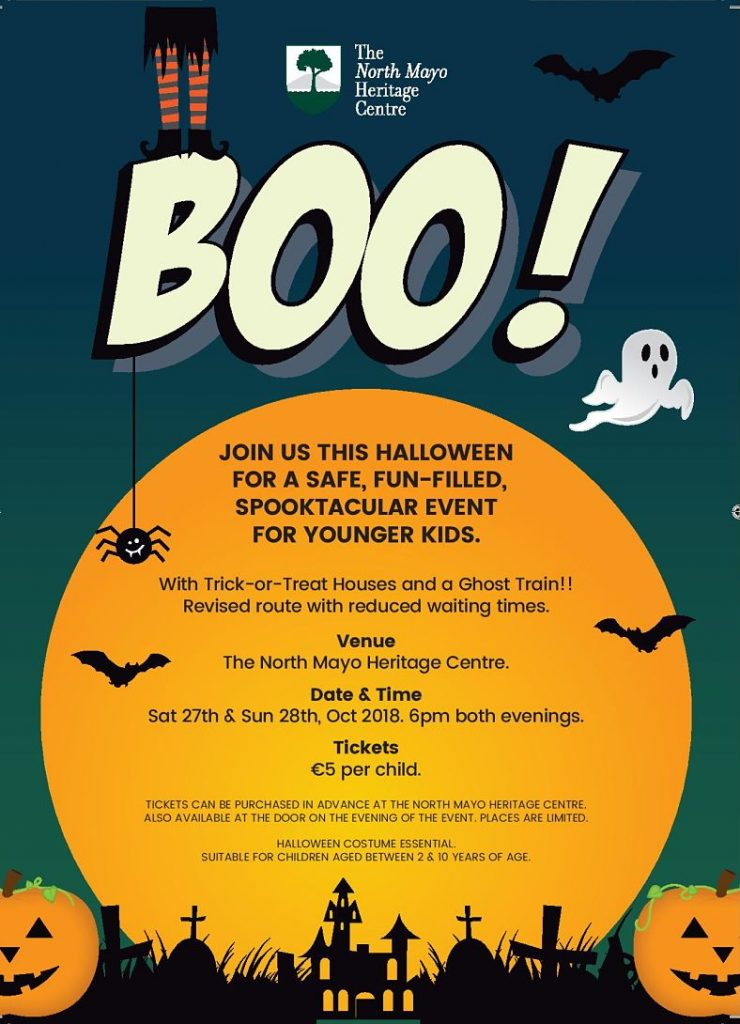 NMHC Halloween Boo Poster 2018 Haunted Hat Festival_opt
