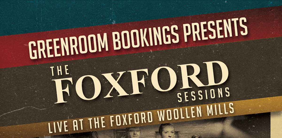 Sunday Music Sessions with Greenroom Bookings in The Mills Theatre at Foxford Woollen Mills