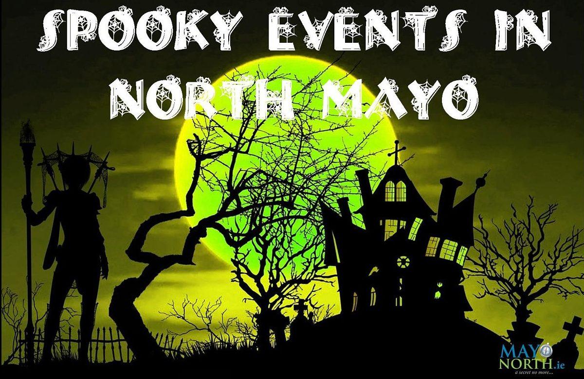 Halloween 2018 in Ballina and North Mayo